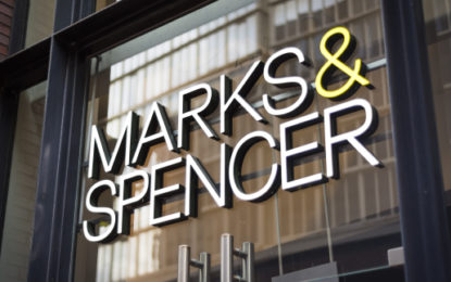 This is not just sustainability, this is M&S sustainability