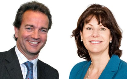 Cabinet reshuffle: Nick Hurd leaves BEIS team, Claire Perry joins in