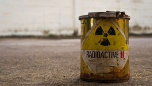 Russian nuclear waste enters cleanup process