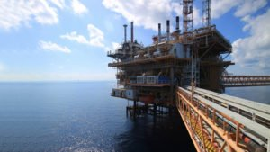 UK oil and gas production efficiency rises to 73%