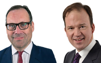 Cabinet reshuffle: Richard Harrington joins BEIS team, Jesse Norman leaves