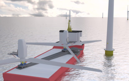 New tech 'could cut offshore wind costs by 9%'