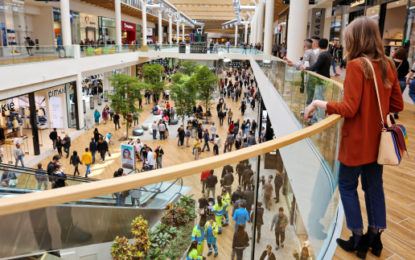 Retrofitting shopping centres 'could be key to EU efforts'