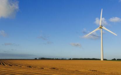 Onshore wind provides quarter of Northern Irish power