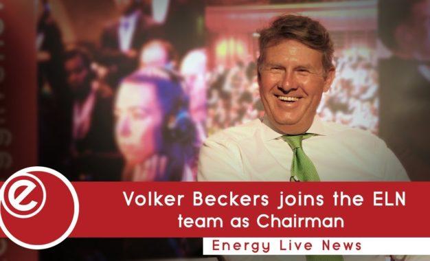 Volker Beckers becomes ELN Chairman
