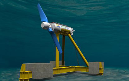 Shetland tidal energy project to be extended