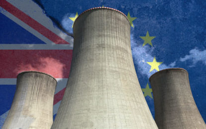 UK plans domestic nuclear safeguards regime after Brexit