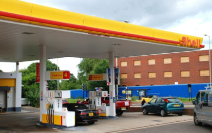 Shell to install EV chargers at selected UK fuel stations