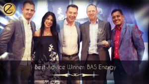 Best Advice Winner: BAS Energy