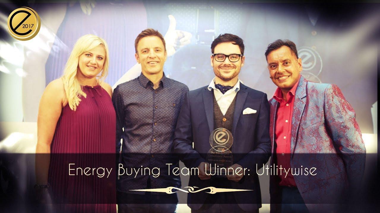 Energy Buying Team Winner: Utilitywise