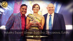 Industry Expert Winner: Barbara Zilincarov, Eutility