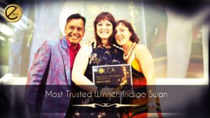 Most Trusted Winner: Indigo Swan