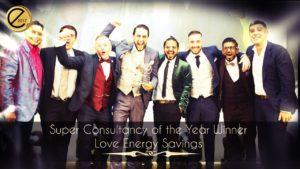 Super Consultancy of the Year Winner: Love Energy Savings