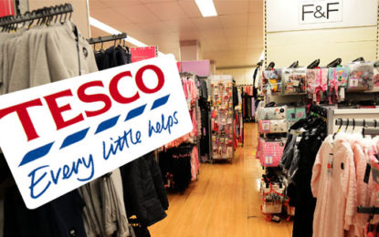 Tesco turns down textile toxins