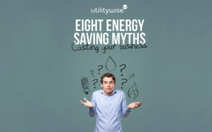 Eight energy saving myths costing your business