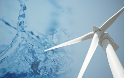 Wales' water goes green in new wind deal