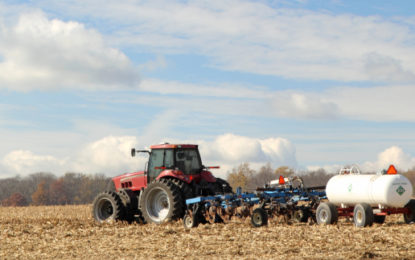 Agricultural ammonia broke EU emissions limit in 2015