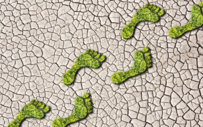 UK's carbon footprint shrunk by 1% in 2014