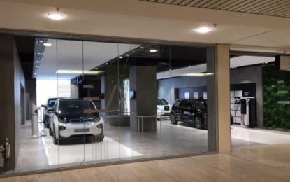 EV experience centre opens in Milton Keynes
