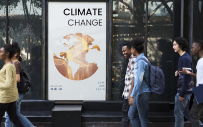 World's young people 'could face $535tn climate bill'