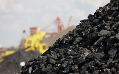 Coal mining firms 'falling short' on managing emissions