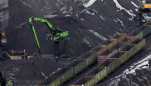 US coal exports surge in first quarter of 2017