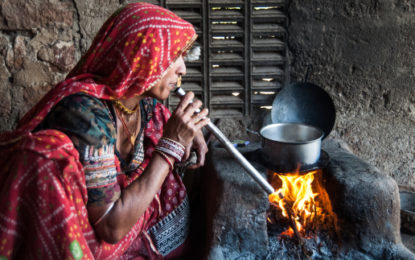 BP ups the heat on carbon offsets with green stoves