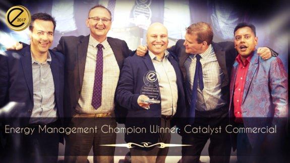 Energy Management Champion Winner – Catalyst Commercial