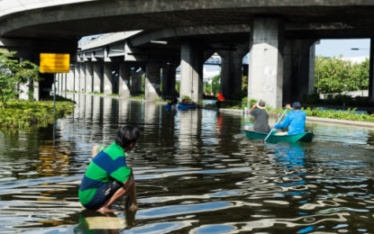 Global flood losses 'could hit $52bn a year by 2050'