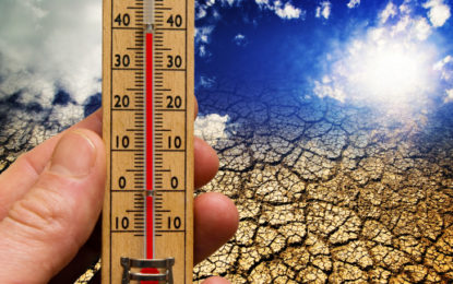 Global temperatures 'on course for 4°C rise'