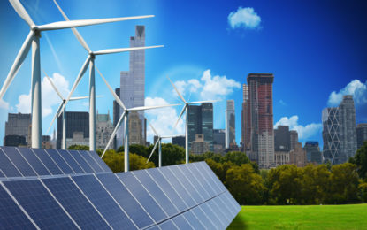 New milestone as 100 multinationals target 100% green energy