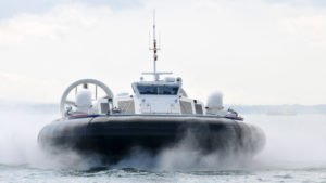 Oil rig hovercraft deal gets off the ground
