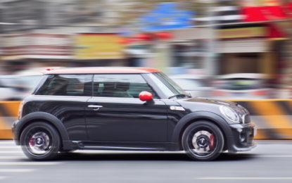 BMW's electric Minis to be made in the UK