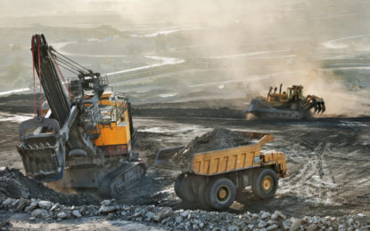 Future of mining 'looks rocky with $16bn climate risk'
