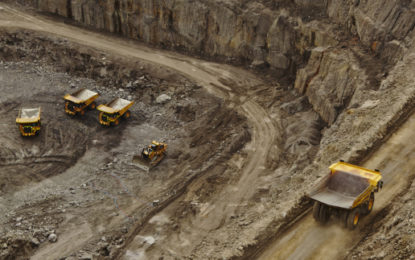 Low carbon energy to boost metal mining demand