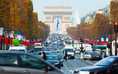 France to ban diesel and petrol vehicles by 2040