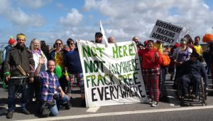 Cuadrilla breached planning rules at Lancashire fracking site