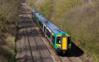 UK trains electrification plans derailed by government
