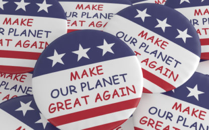 Grassroots climate action steps up in US