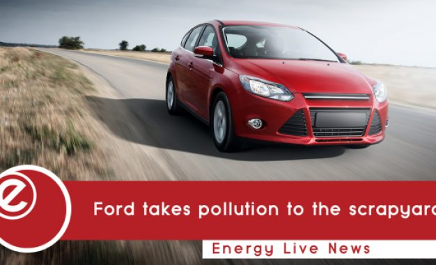 Ford offers £2,000 to take pollution to the scrapyard