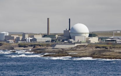 Scottish Government raises safety concerns at Dounreay nuclear site
