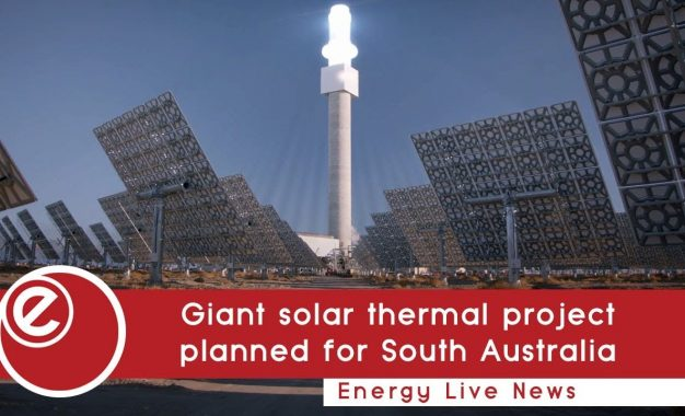 Green light for largest solar thermal project in South Australia