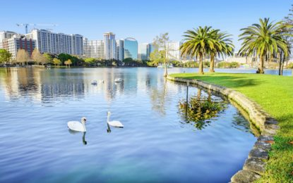 Orlando becomes 40th US city to commit to 100% green energy