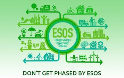 Don't get phased by ESOS – Start Phase 2 Now
