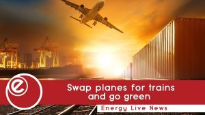 Swap planes for trains 'to stop emissions in their tracks'