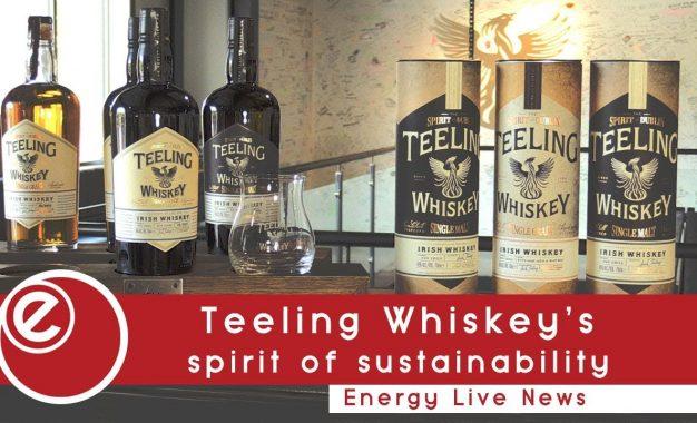 Teeling Whiskey's spirit of sustainability