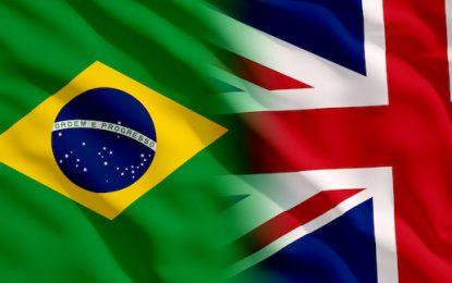 Hammond launches UK-Brazil green finance alliance
