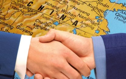 Chinese merger to create world's largest utility