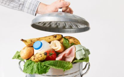 Wales aims to halve food waste by 2025