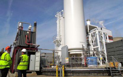 Innovate UK awards £1.5m for liquid air energy storage
